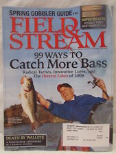 Field & Stream Magazine May 2006 Spring Gobler Guide~99 Ways To Catch More Bass