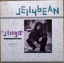 JELLYBEAN - JINGO   45rpm    12 INCH UK VINYL RECORD