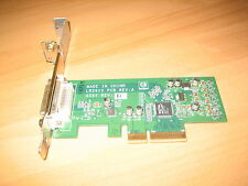 FSC PCIe DVI-D Flexislot Add Entradas Video Card LR2910 S26361-D1500-V610 GS1