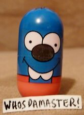 Simpsons Mighty Beanz 2004 #4 ITCHY the Mouse Bean Retired Free US CS