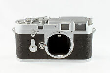 Leica M3 35 mm Rangefinder Camera, Serial #756521, Double Stroke