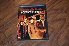 A3- Ocean's Eleven (DVD, 2002, Full Frame Edition)