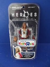 "HEROES ""CLAIRE BENNET"" VARIANT FIRE RESCUE INCLUDES ALTERNATE HEAD,ARM"