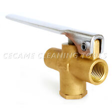 "Straight Carpet Cleaning Wand Angle Valve 1/4"" Brass Truckmount Extractor"