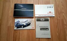 2004 Kia Optima Owners Manual 04068