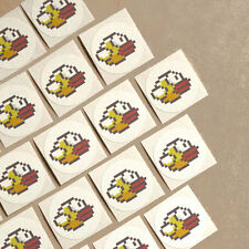 flappycoin vinyl stickers Flappy Bird flappybird white .Gears RND FLAP BAY TEK