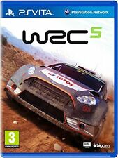 WRC 5 WORLD RALLY CHAMPIONSHIP 5 2015 NUEVO PRECINTADO PS VITA