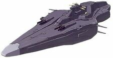 Agamemnon Class Gundam SEED Spaceship Mahogany Kiln Dry Wood Model Small New