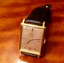 Omega gents 60's Vintage Wristwatch with original Buckle