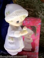 Precious Moments ORNAMENT May Your Christmas Be Merry *FREE 1ST CLASS USA SHIP
