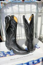 37-11 Brand new Nocona Ostrich  Womens size 7 AA western boots