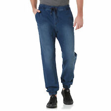 Route 66 Men's Premium Denim Jogger Pants   MEDIUM