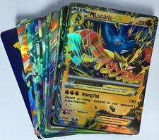 18pcs Pokemon EX Card All MEGA Holo Flash Trading Cards Charizard Venusaur Gift2