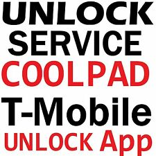 T-Mobile USA Coolpad Rogue 3320A Unlock App Service Code