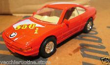 WELLY BMW 850i 850 I PULL BACK METAL 1/36 SERIE 8 850 CI 850 CSI 840 CI