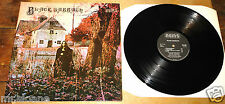BLACK SABBATH SAME SELF S/T VERTIGO UK NEMS LP 1976 SLOPPING VILLAGE MISPRINT