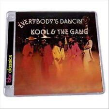 Kool and the Gang  -Everybody's Dancin - Like New CD