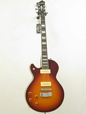 Hagstrom SWEPSE-L-VSB - Swede SE Vintage Sunburst Left-Handed Electric Guitar
