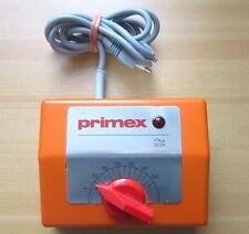 PRIMEX/Märklin TRAFO 6402 Transformator Transformer Modellbahn Fahrregler OVP
