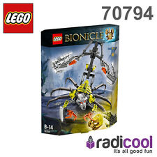 70794 LEGO Skull Scorpio BIONICLE Age 8-14 / 107 Pieces / NEW 2015 RELEASE!