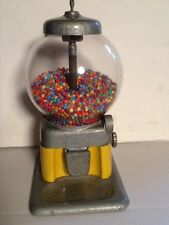 Perk-Up Gum Machine Drug Store 1 cent Antique Vintage Gumball