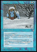 MTG SNOWFALL - NEVICATA - IA - MAGIC
