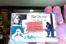 Billy Falcon- Pretty Blue World- new/sealed cassette tape