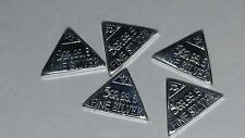 5 Grain Silver Pyramid (99.9 Fine) - Each Purchase is for One