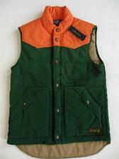 Polo Ralph Lauren M Men NWT $198 Winter Vest Ski Puffy Cotton Jacket Lined NEW