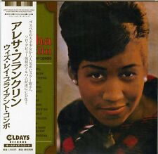 ARETHA FRANKLIN WITH THE RAY BRYANT COMBO-S/T-JAPAN MINI LP CD BONUS TRACK C94