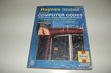 haynes manual Automotive Computer Codes: Electronic Engine Management Systems