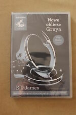Nowe oblicze Greya - James E L (audiobook CD) - POLISH BOOK