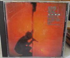 U2 LIVE UNDER A BLOOD RED SKY CD