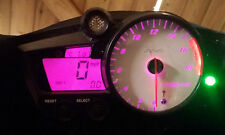 YAMAHA R6 5SL led dash clock conversion kit lightenUPgrade