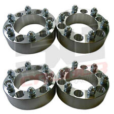 "4 6x5.5 Wheel Spacer 6 x 139.7 1"" Inch Tundra Tacoma FJ Cruiser 4-Runner Pickup"