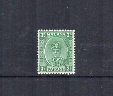Malaysia - Pahang 1941 3c MH