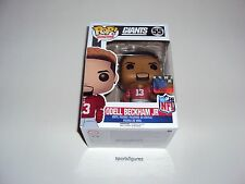 NFL Odell Beckham, Jr. New York Giants Wave 3 Pop Vinyl Figure by Funko