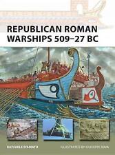 Osprey New Vanguard 225: Banion novela warships 509–27 bc nuevo