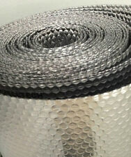 "3/16"" Double Bubble Double Metalized Mylar Insulated Reflective Wrap - 24""x125'"