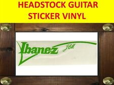 IBANE JEM GREEN PEGATINA STICKER GUITARRA VISIT OUR STORE WITH MANY MORE MODELS