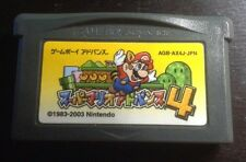 Super Mario Advance 4 GBA Japanese   **USA SELLER**