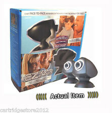 Ezonics Web Video Chat Kit * 2 Web Cams *  In Original Box * 1Used1New * Genuine