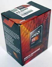 AMD FX-6300 Prozessor 6-Core Black Edition Sockel AM3+ (FD6300WMHKBOX)