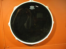 "WHITE 14"" DRUM HEAD DISPLAY FRAME FOR YOUR AUTOGRAPHED DRUM HEAD HEADFRAMEZ"