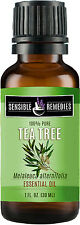 30 mL Bottle Tea Tree Essential Oil by Sensible Remedies - 100% Pure & Natural!