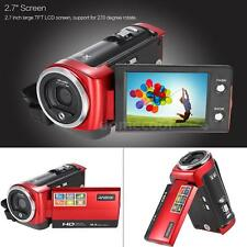 "Full HD 16MP Digital Video Camcorder Camera DV HDMI 2.7"" TFT LCD 16X ZOOM K1P1"