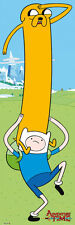 ADVENTURE TIME FINN AND JAKE 53 X 158 CM DOOR POSTER NEW OFFICIAL MERC