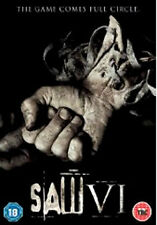 SAW VI - DVD - REGION 2 UK