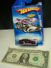 Hot Wheels Red Clear Split Decision - Special Features #4 - 2009