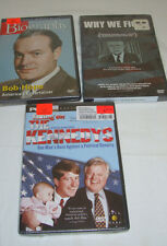 Bob Hope - America's Entertainer (DVD)Taking on the Kennedys-Why we Fight, Lot-3